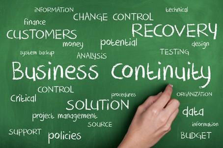 üzleti folytonossági terv