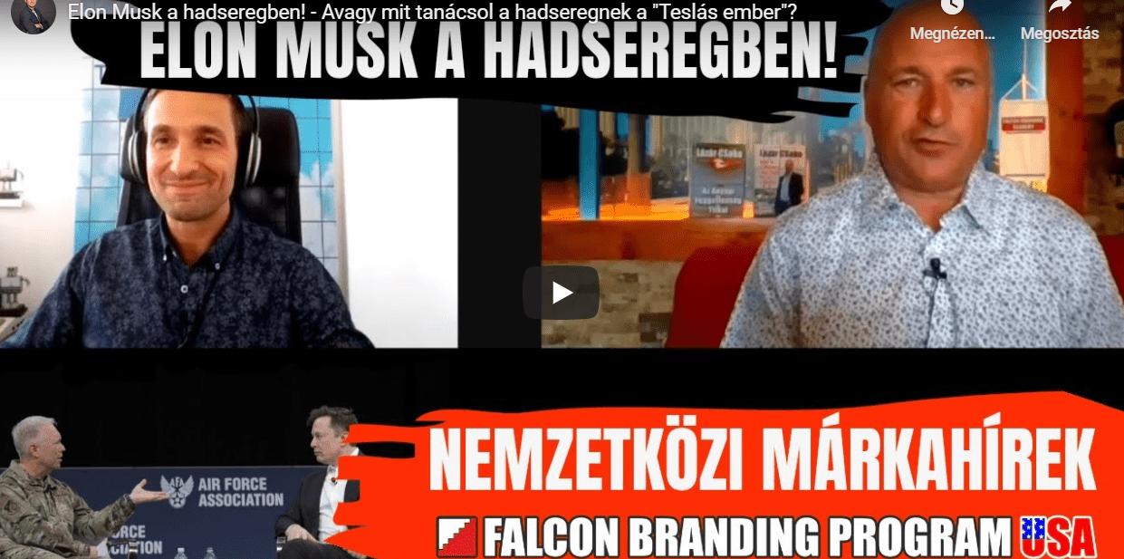 Elon Musk és a digitális transzformáció