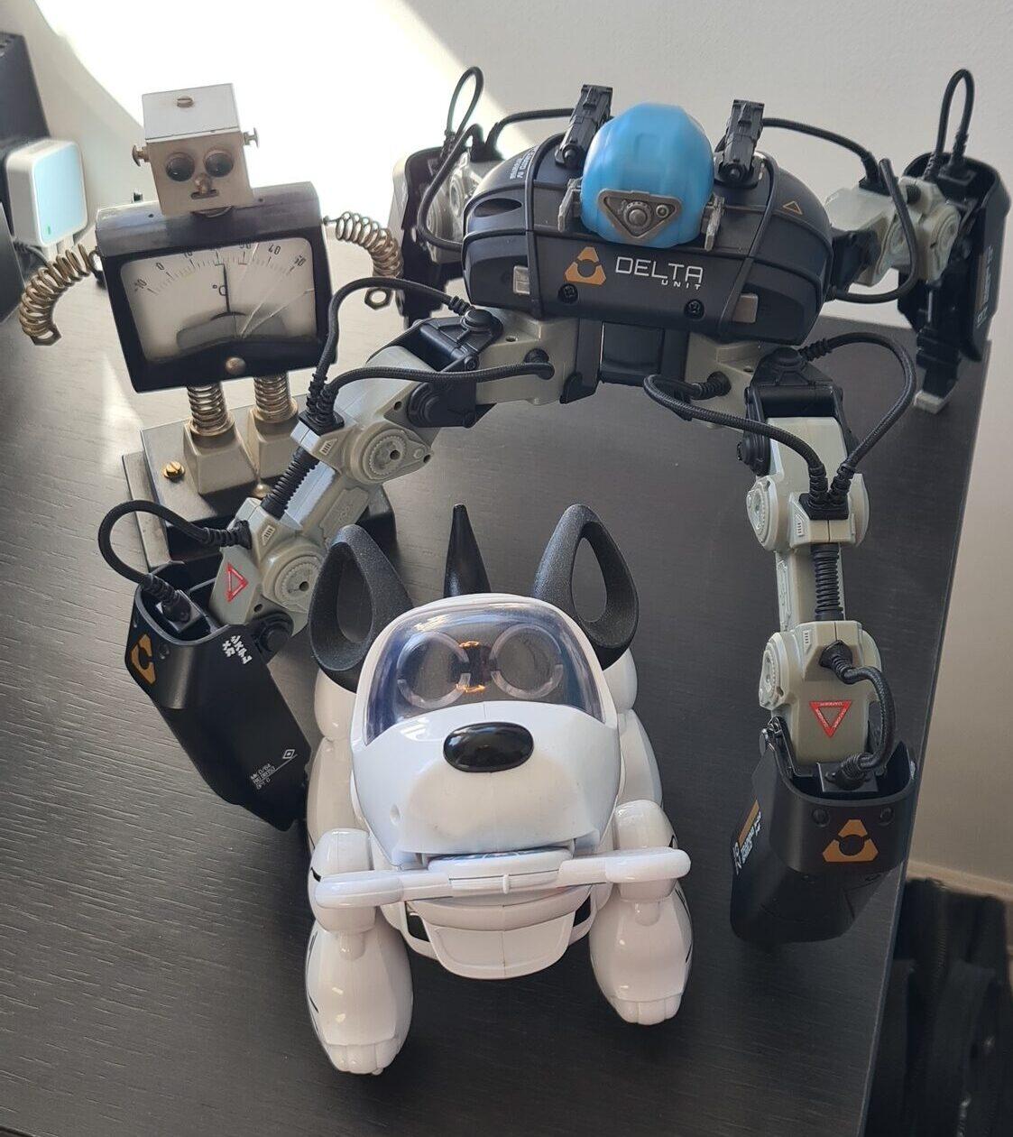 Robotok a szolgálatunkban